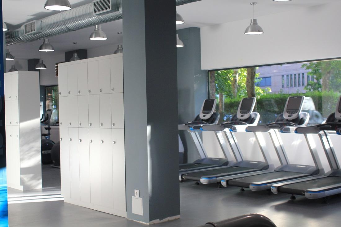 Infinit Fitness Prosperidad Sala Cardio
